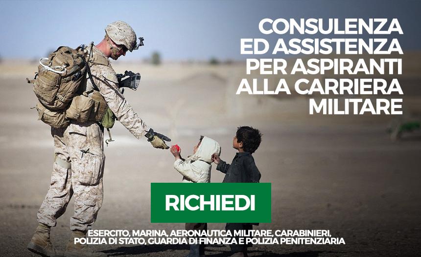 Carriera-Militare