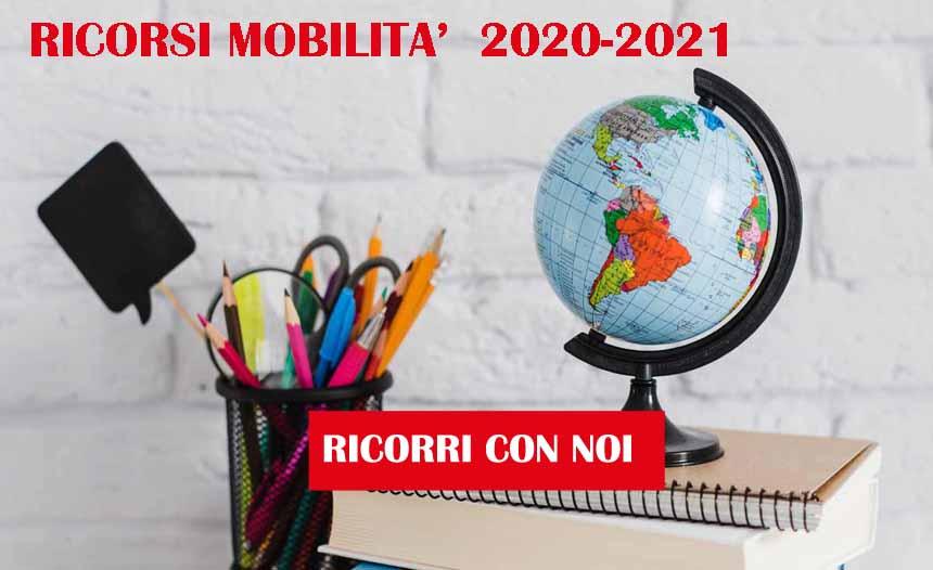RICORSI MOBILITA' 2020-2021